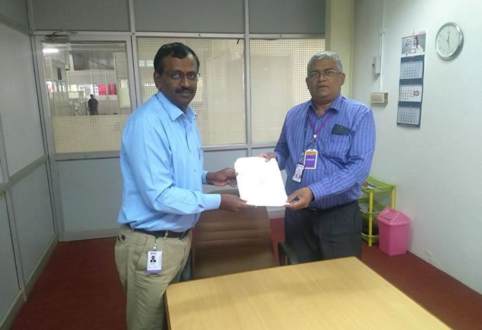 MOU with Kumaraguru College of Technology, Coimbatore, India